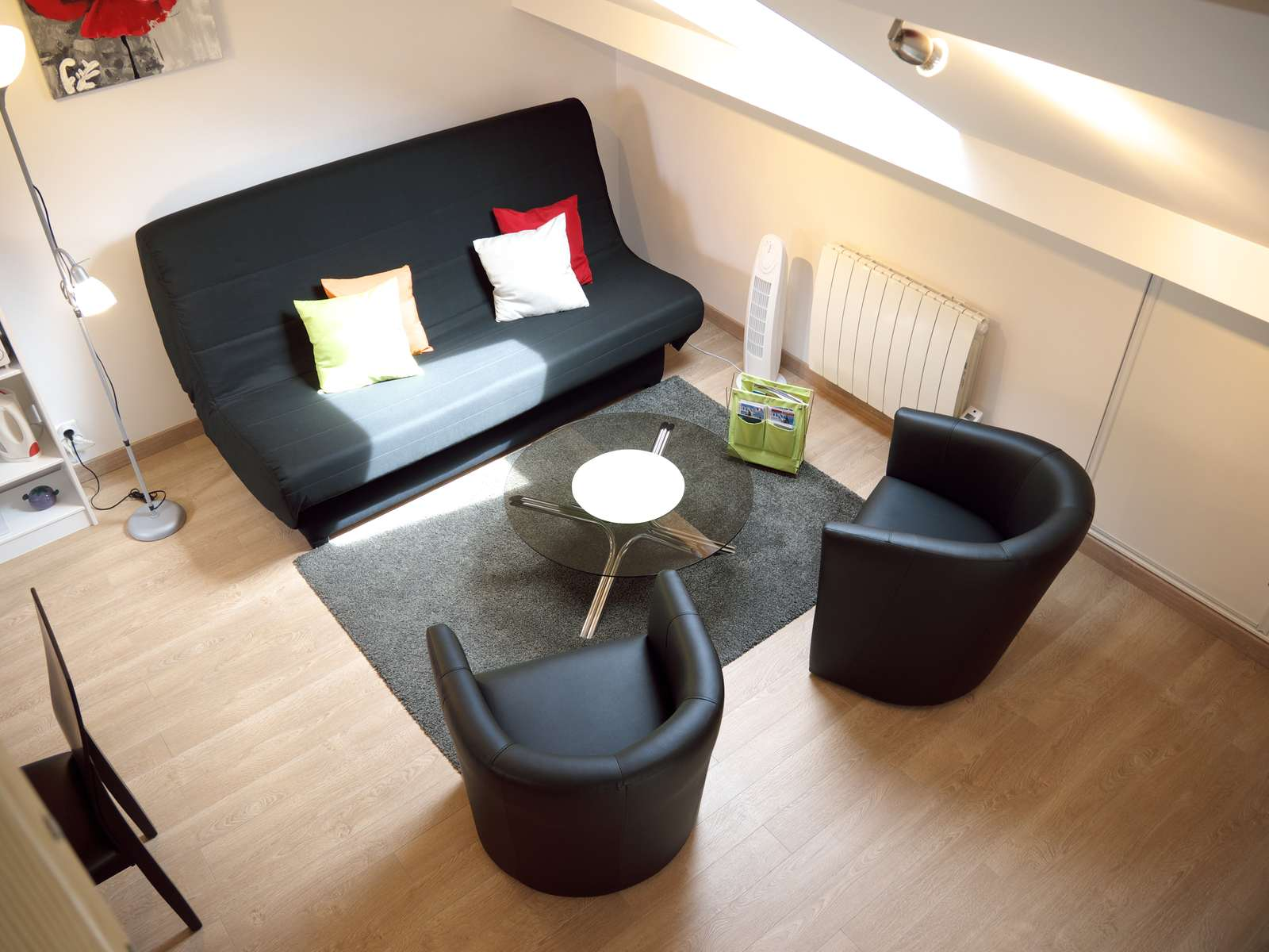 Appartement studio meubl appart h tel g te urbain for Appart hotel dans le 95