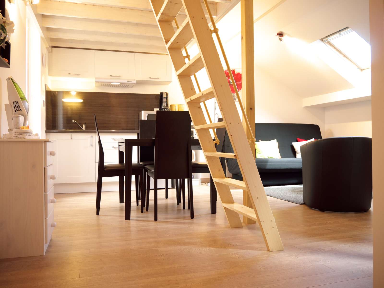 Appartement studio meubl appart h tel g te urbain for Salons nantes
