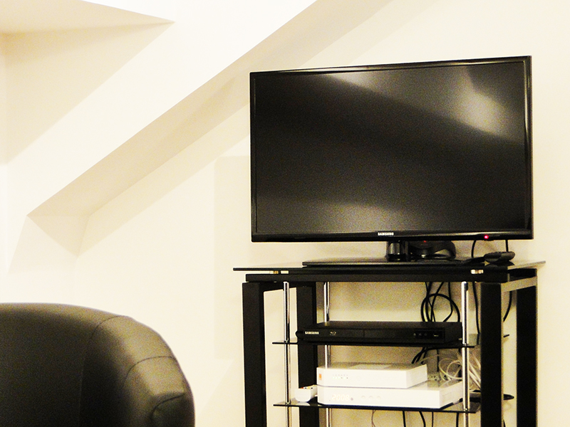 TV écran plan à LED