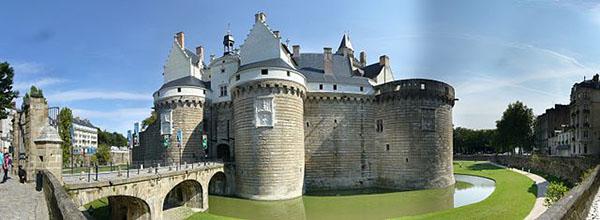 Réservation Hôtel / Gite Château Des Ducs De Bretagne Nantes