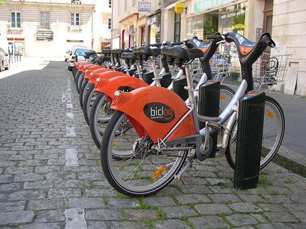 Bicloo Nantes