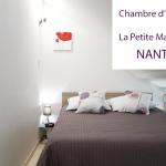 Chambre d'hôte de charme Nantes Centre : La Petite Madeleine
