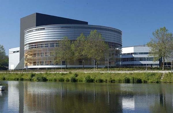 Réservation hôtel / gite cité des Congrès de Nantes - Cité Nantes Events Center