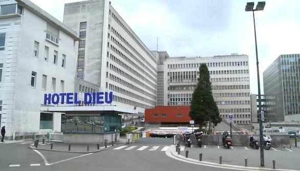 Réservation hôtel / Appartement / Gite Hôpital de Nantes